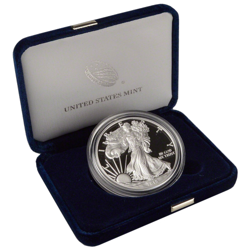 Silver Eagle Proof $1 US Mint